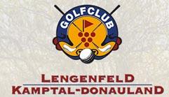 Golf Lengenfeld, 24 min, 28,1 km vom Heurigen Gasthof Pammer  I Weingut Wachau entfernt